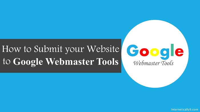 Google site verification meta tag