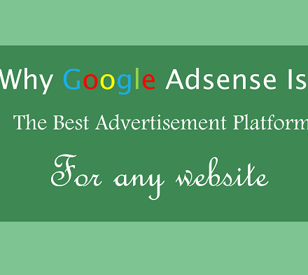 Why google adsense