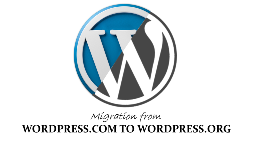 Wordpress.com to wordpress.org