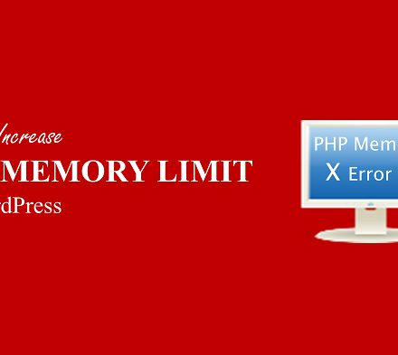 PHP memory limit error