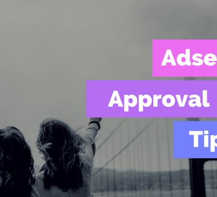 Adsense approve