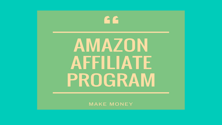 how to earn money with amazon affiliate