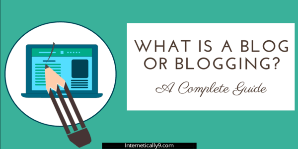 What is a blog