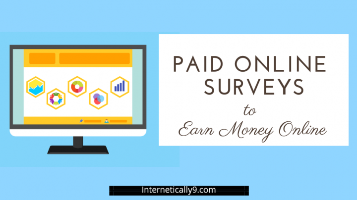 online paid surveys