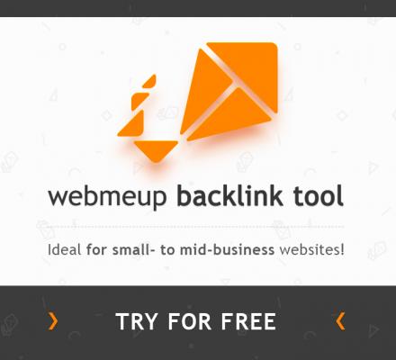 webmeup seo tool