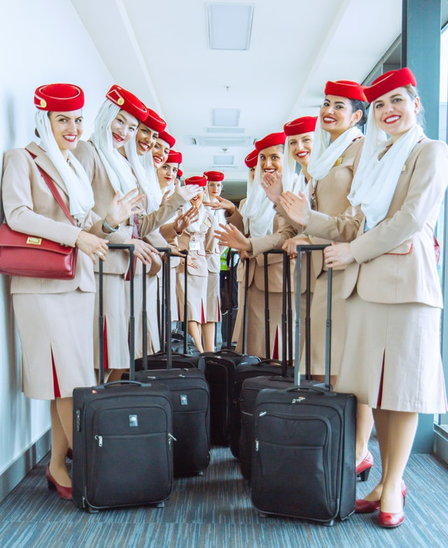 air hostess job