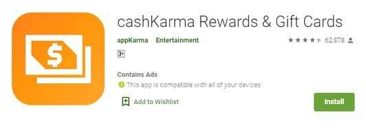 earn rewards by watching ads